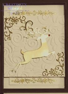 Dashing Dear - Holiday Catalog