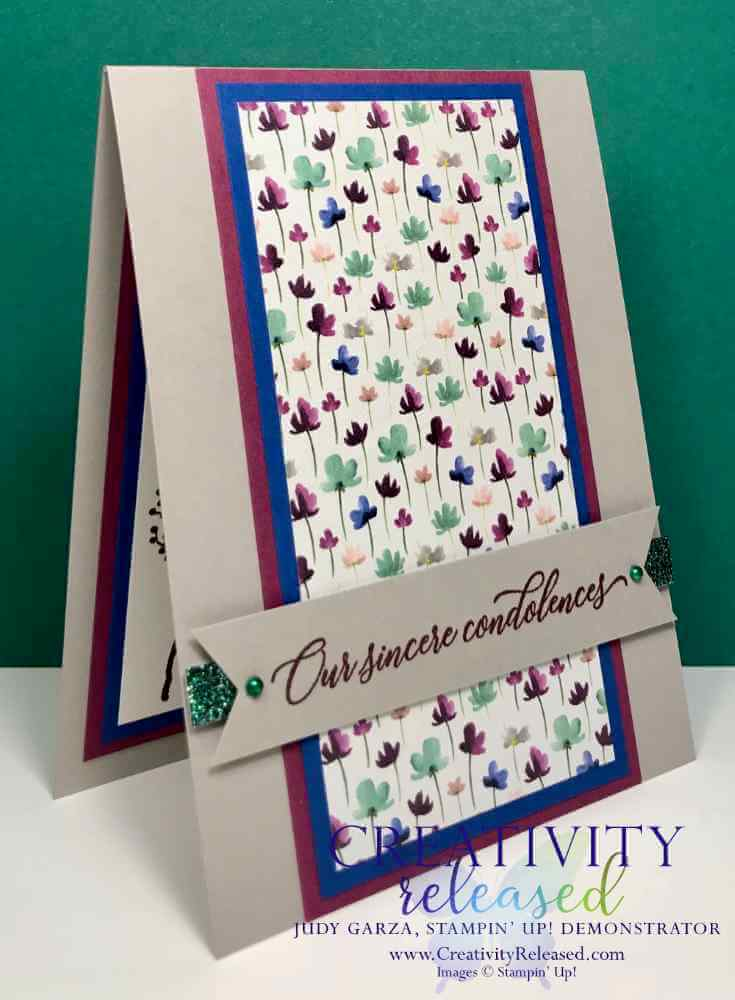 stampers dozen blog hop anything but christmas first frost