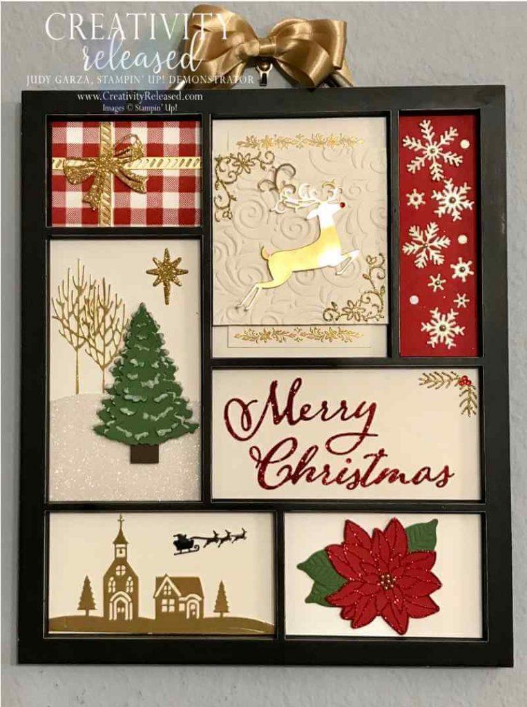 Stampin' Up! Holiday Catalog Christmas Sampler