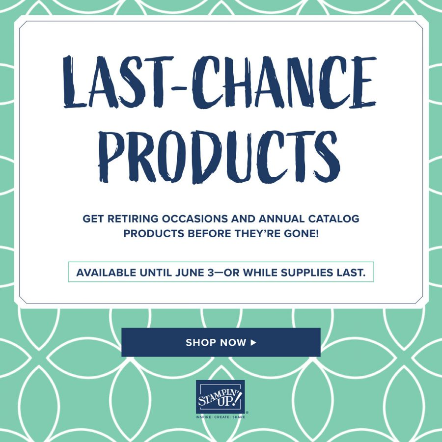 Last-Chance Products graphic