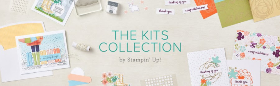 Introducing the new Kit Collection by Stampin' Up!